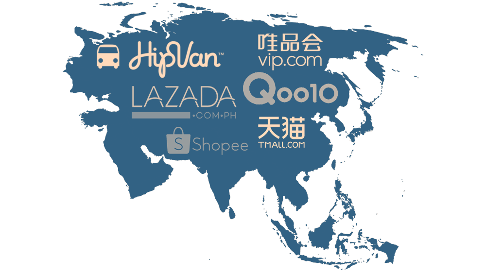 Online Marketplaces in Asia