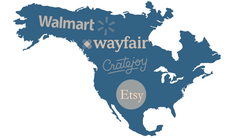 Online Marketplaces in North America
