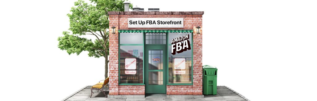 Sign Up with Amazon and Set Up Your FBA Storefront